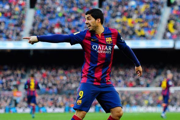 Luis Suárez tampoco gozó de buenas oportunidades.