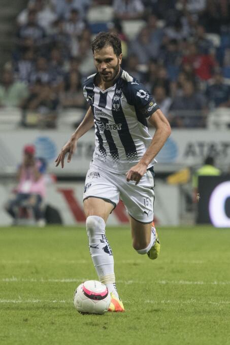 José Basanta (Monterrey / Argentina) - 18 partidos jugados, 18 de titular.