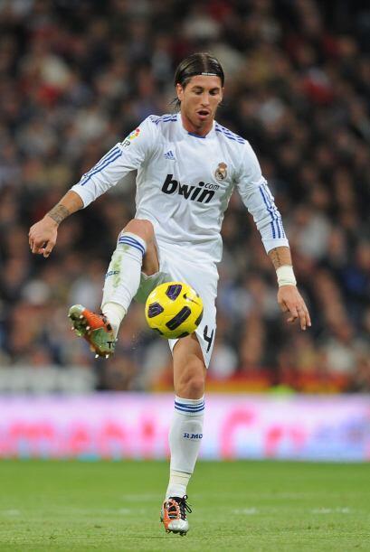 Sergio Ramos es inamovible en la banda derecha tanto con España como con...