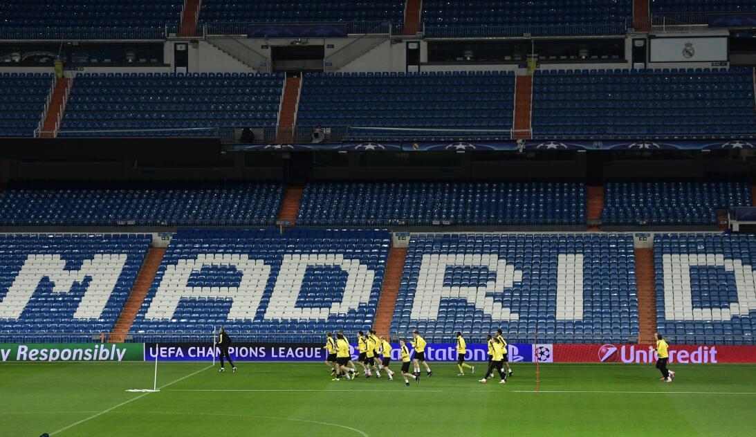 Lo que está en juego en la última jornada de grupos en la Champions Gett...