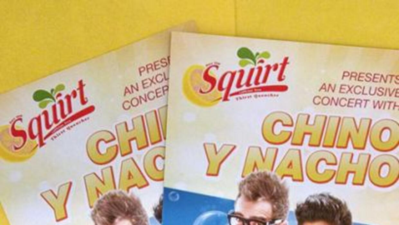 Chino y Nacho