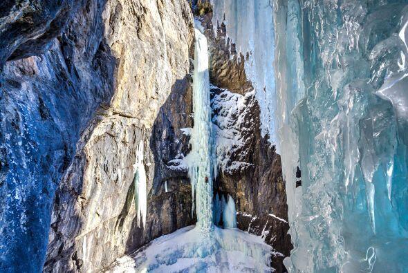 Pero esto no fue un impedimento para los expertos alpinistas, Larry Shiu...