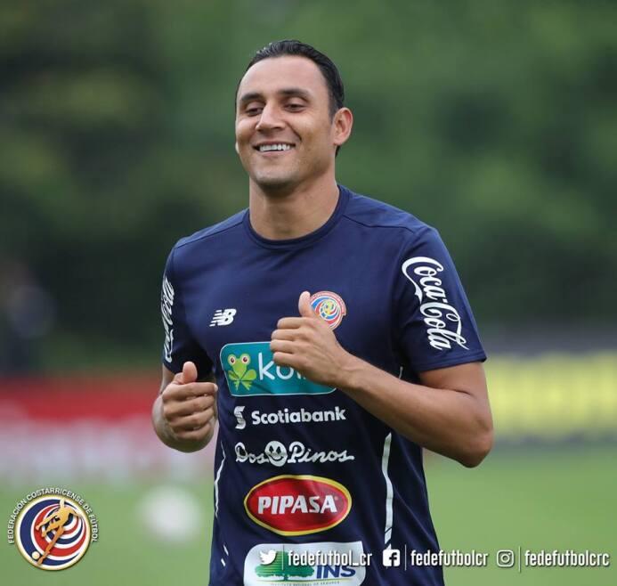 La selección de Costa Rica está a un triunfo de clasificar al Mundial. K...