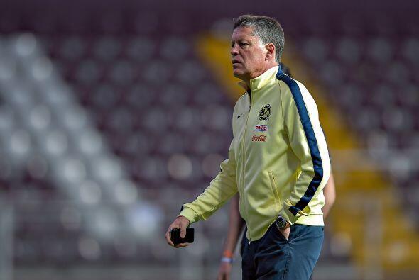 Peláez llegó tras un desastroso Apertura 2011 con la salida de Michel Ba...