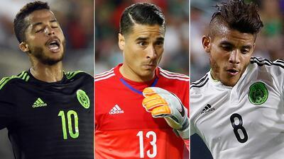 'Tuca' dejó fuera a Gio, Jonathan y Ochoa