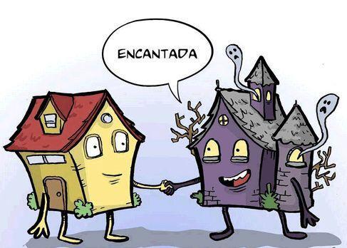 """Encantada""."