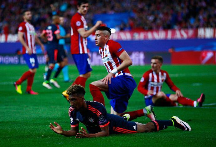 Un guión a la medida del Atlético de Madrid