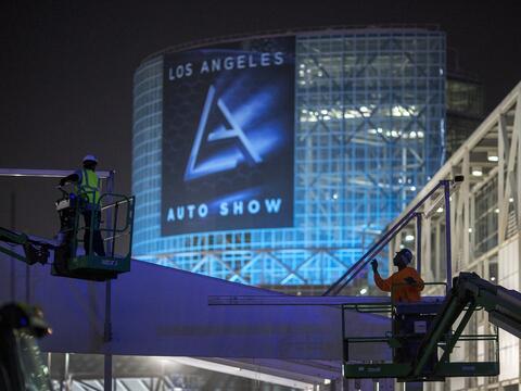 Auto Show de Los Angeles: Los cinco mejores concept-cars GettyImages-624...