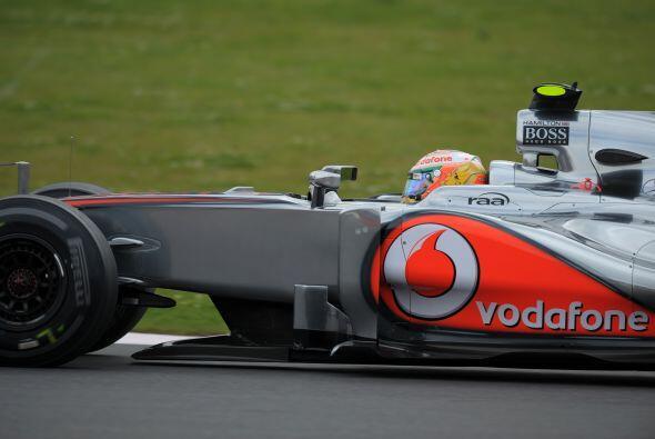40. McLAREN  Valor: $800 millones.  Dueño: McLaren Group.