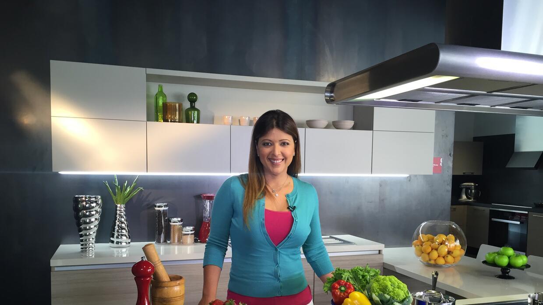 """Colondres es autora del libro """"La cocina no muerde""""."""