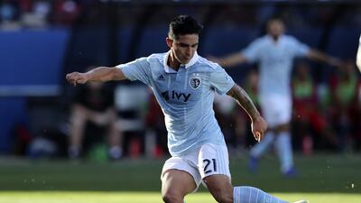 La importancia de Felipe Gutiérrez en el renovado Sporting KC que está a un paso de la final de la MLS