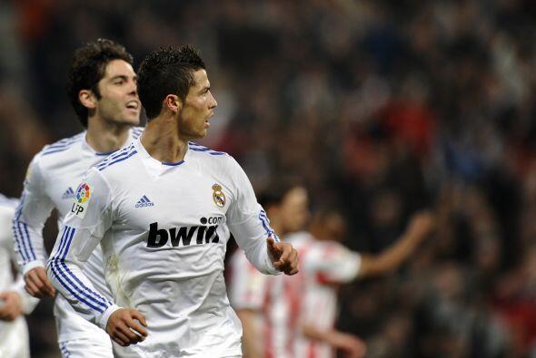 Real Madrid salió del 'derby' madrileño con boleto y medio a Semifinales...