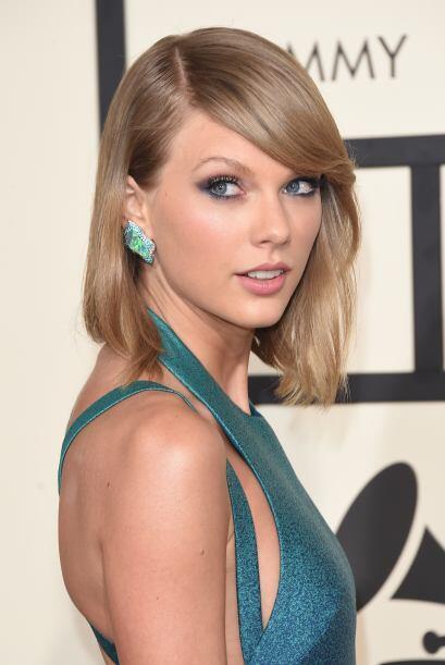 En el caso de Taylor Swift, ella prefiere la forma natural que toman sus...