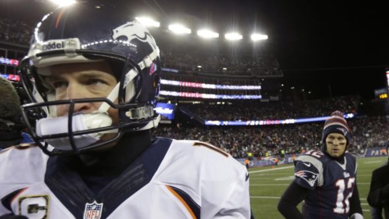 Tom Brady y Peyton Manning probablemente no volverán a chocar con un tít...