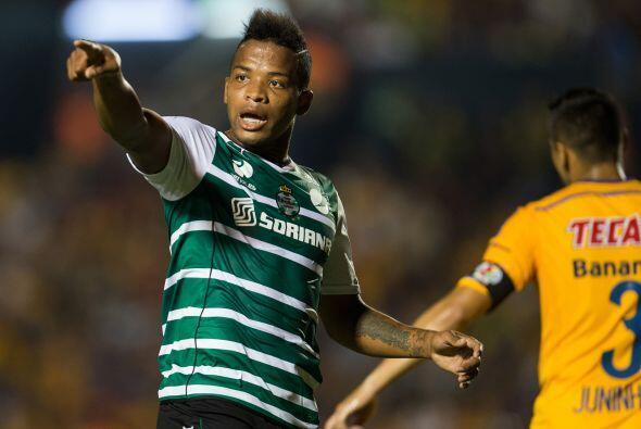 Santos tendrá en el colombiano del Santos, el compromiso de hacer olvida...