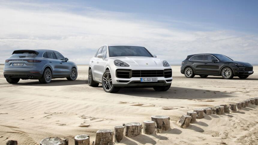 Porsche convierte a la Cayenne Turbo en todo un deportivo Cayenne 11.jpg