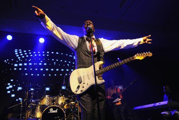 El rapero Wyclef Jean se une a la fiesta y se irá hasta Brasil para cerr...