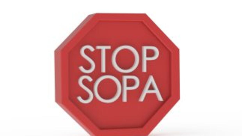 Las prouesta de ley SOPA y PIPA han sido detenidas en las cámaras.