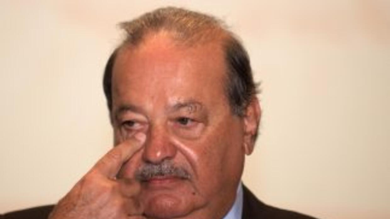 A sus 71 años Carlos Slim es dueño de una fortuna de poco más de $74 mil...
