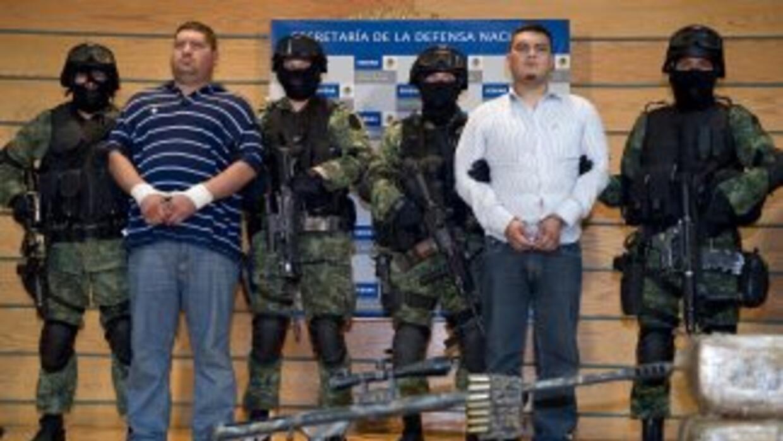 Pese a los golpes de las autoridades mexicanas a miembros de Los Zetas,...