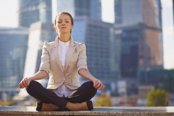 La meditación o el yoga siempre son buenas prácticas para sumar a la vid...