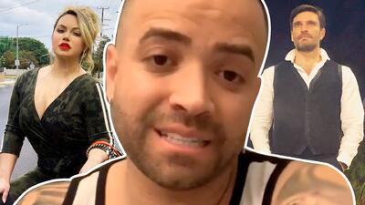 El video de la descarga de Nacho a una periodista que hasta Chiquis Rivera y Julián Gil aplaudieron