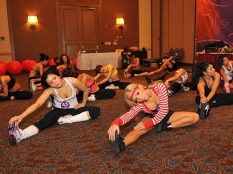 El entrenamiento físico hará parte de la rutina de las chi...