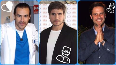 Con estos doctores de telenovela, todas quieren estar enfermas