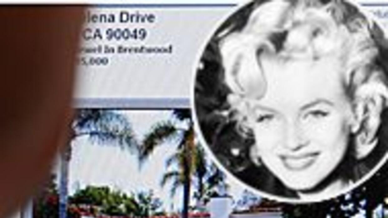 En venta la casa donde murió Marilyn Monroe 53bbaedbab014499bff230bf6c1f...