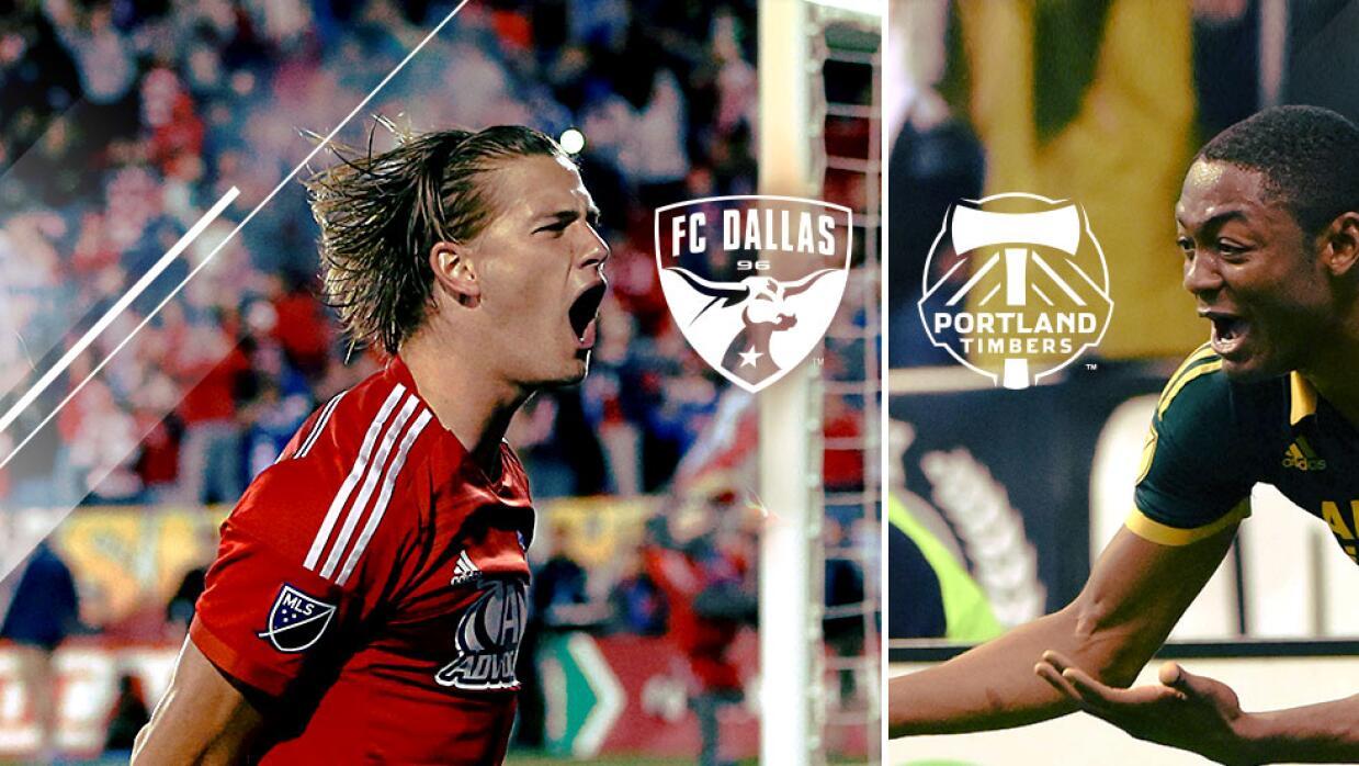 FC Dallas y Portland Timbers jugarán la Final de Conferencia.