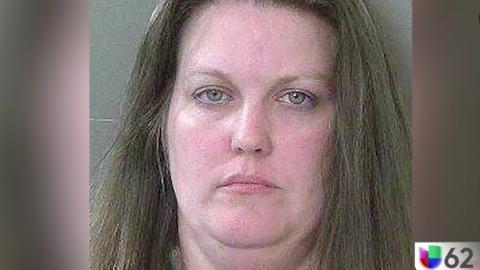 Sarah Marcella Jordan fue arrestada en Florida.
