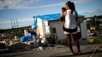 Puerto Rico reconoce 20 veces más muertos por el huracán María casi un año después