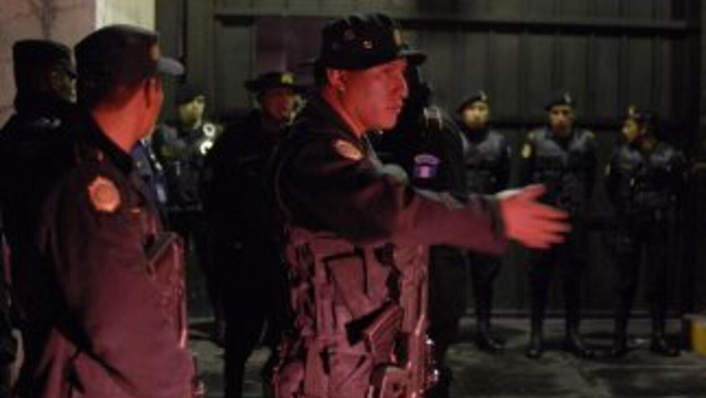 Las autoridades de protección civil de Guatemala decretaron una alerta p...