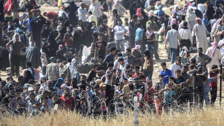La ONU advierte que la guerra en Siria ha causado la migración de entre...