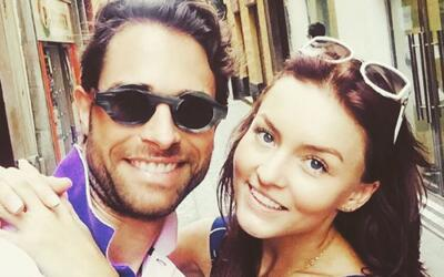 Sebastián Rulli y Angelique Boyer