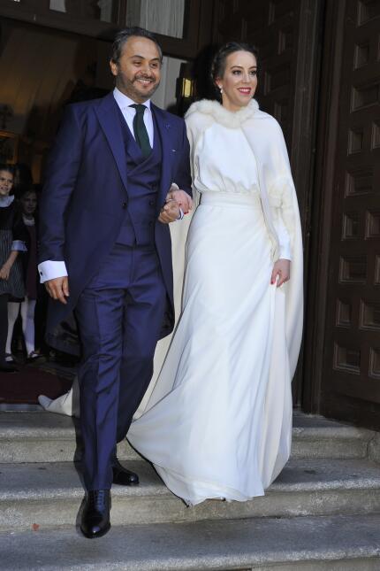 Enrique Rubio y su esposa María Escrivá de Balaguer vivirán en Miami, Fl...