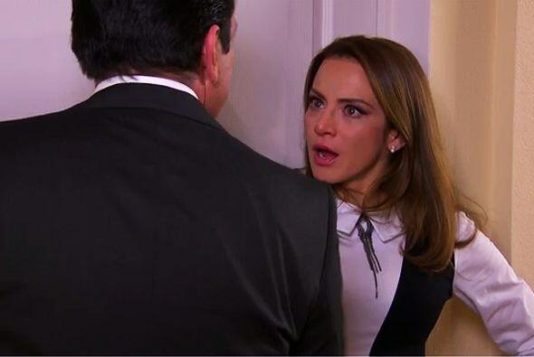 ¡Cálmate Fernando! Ana no tiene la culpa del sufrimiento de Alicia.
