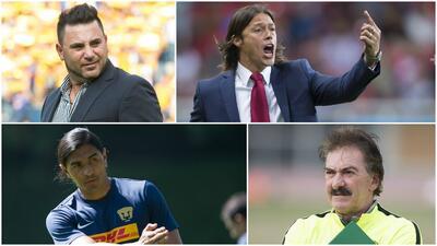 Los retos de los entrenadores de la Liga MX de cara al Clausura 2017