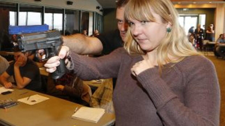 La capacitaciónes obligatoria si se quiere portar legalmente un arma en...