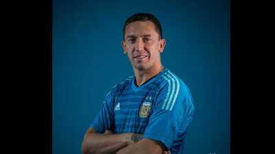 Agustín Marchesín será titular ante la Selección Mexicana