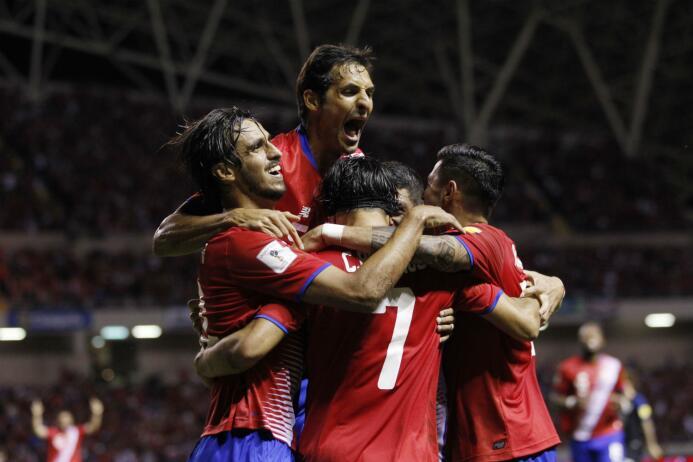 Costa Rica aplastó a Estados Unidos y va con paso perfecto en el Hexagonal.