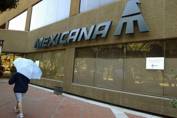 Apenas el 12 de diciembre Compañía Mexicana de Aviación informó que cont...