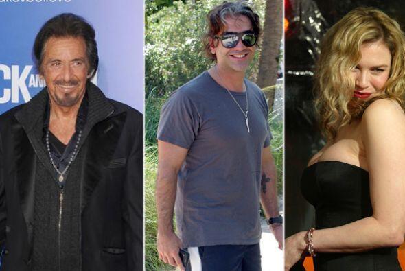 Estas son las celebridades que cumplen años durante esta semana y...