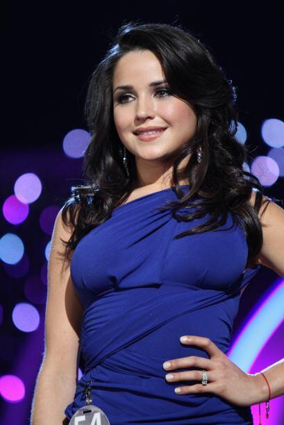 Durante la temporada, esta guapa contó con el apoyo de Ana Patricia Gonz...
