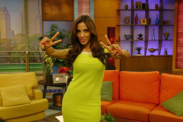 Gabriela Álvarez, a pesar de ser eliminada de Nuestra Belleza Latina, al...