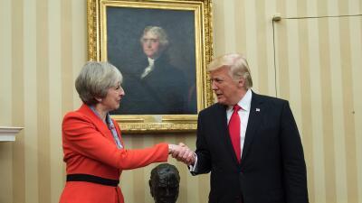 Medio siglo de 'relación especial' entre Washington y Londres vista en las visitas británicas a la Casa Blanca (FOTOS)