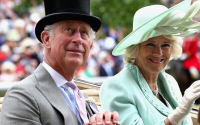 Camila, la duquesa de Cornualles, se casó con el príncipe...