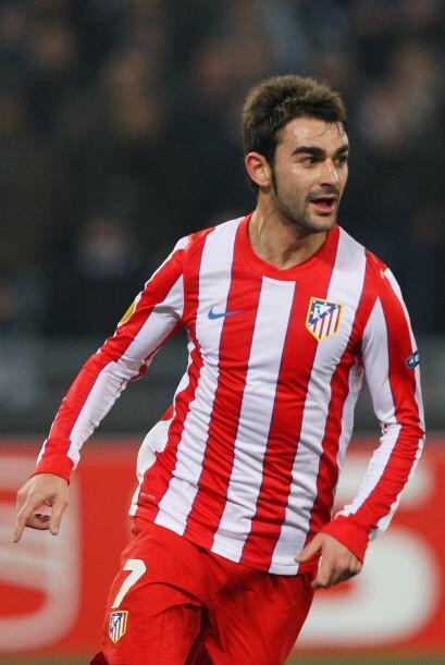 Y terminó sirviendo el pase para que el delantero Adrián lograra el 1-1.