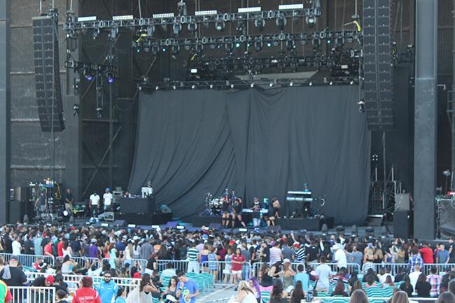 J. Cole Concert 2015