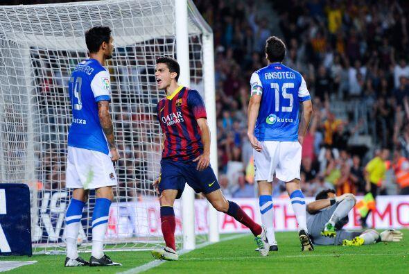 Al minuto 77, ya luego de que Real Sociedad hubiera descontado con un go...